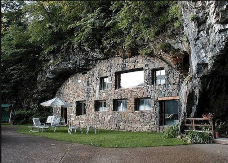 house cave