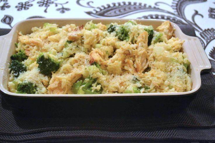 Húsos rizs a sütőből – gyors és fincsi, próbáljátok ki! :)
