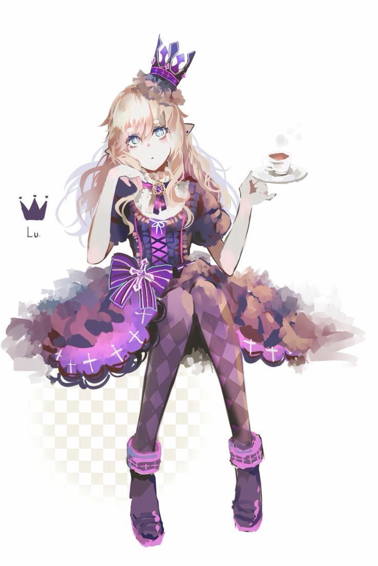 Image result for gothic lolitia anime