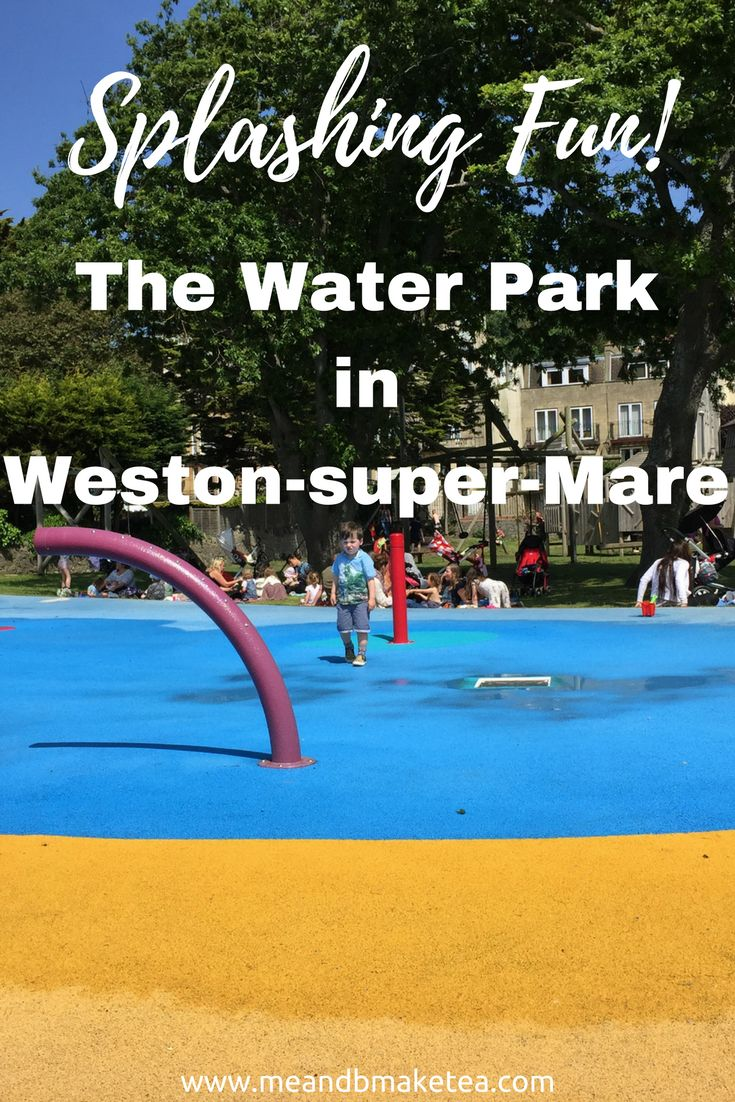 "The Water Park in Weston is Perfect on a Hot Day!If you are local to Weston-super-Mare and have kids, you definitely should check out the Water Park along the seafront. Pre-b I never even knew this place existed. Honestly! I heard children shouting and screaming and my insta-avoid radar kicked in. However, I am a mum now and my ""seek out kid stuff "" radar is on. near Bristol! Perfect for family UK days out!"