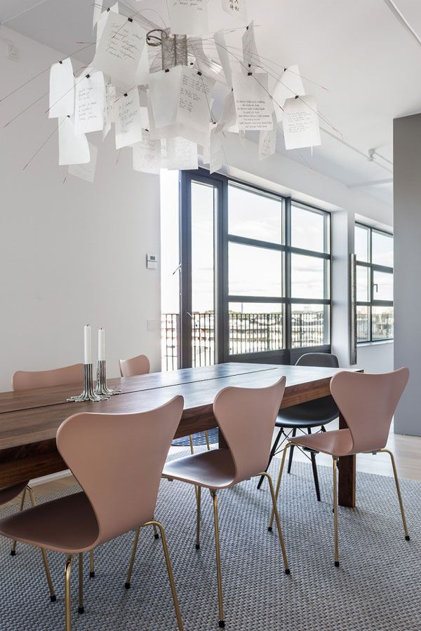 Beautiful Penthouse by Oscar Properties in Stockholm - NordicDesign
