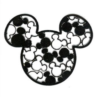 Download Pintastic!! | Tatuajes de mickey mouse | silueta de Mickey ...