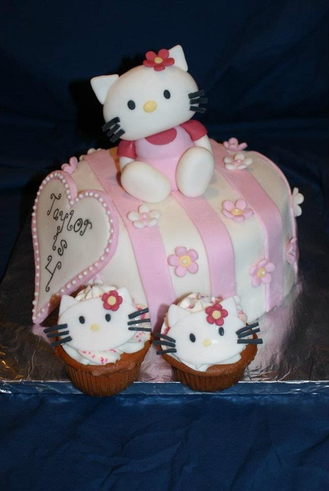 40 best images about Girl's Birthday Cakes on Pinterest ...