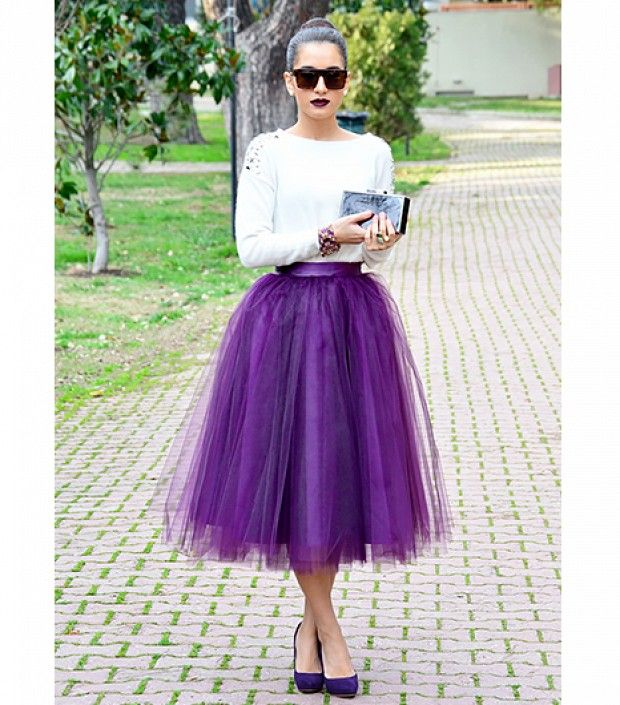 612 Best Tulle Everything Images On Pinterest: 17 Best Images About Tulle Skirts... My New Obsession On