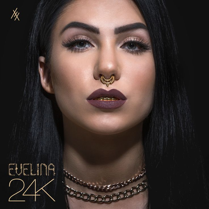 Finnish popstar, artist, singer, songwriter Evelina, 24K -album, cover design, photo manipulation, make-up by Mika Tervaskangas / Therwiz Design. Artisti Evelina 24K albumin kansi, kansikuva, kuvankäsittely, meikkaus, photoshop, kuva, ulkoasu Mika Tervaskangas / Therwiz Design. Kuvaus Pekka Keränen. Client / tilaaja M-Eazy Music / Simo Pirhonen / Universal Music Group. #Evelina #Sushi #MEazyMusic #Therwiz #MikaTervaskangas #TherwizDesign #coverdesign #artist #makeup #photo