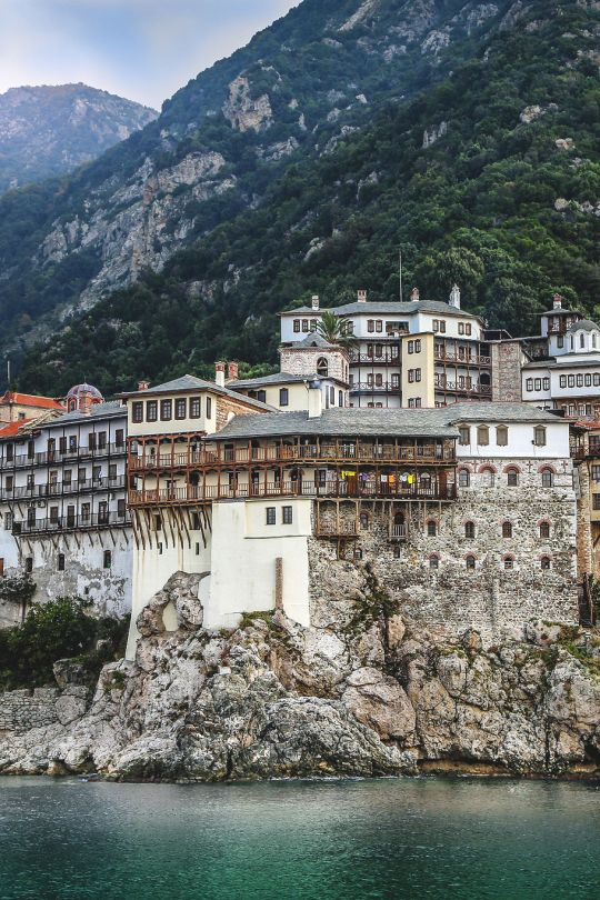Mount Athos, Greece - www.hostelmeteora.com