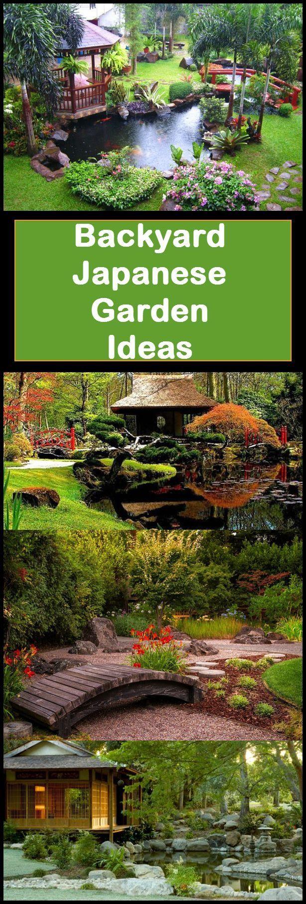 backyard garden ideas - DIY garden tips - beautiful backyards