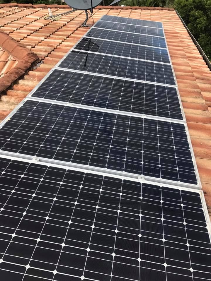 Do you have solar panels? Dirty solar panels will have a reduced output which will cost you dollars by paying full price from your electricity supplier. Gutter-Vac Townsville can clean your panels to improve the power output and get those savings back. Better off in your pocket than theirs! Give Gutter-Vac Townsville a call on 1300 654 253 or visit www.guttervac.com.au for more information and a free quote.