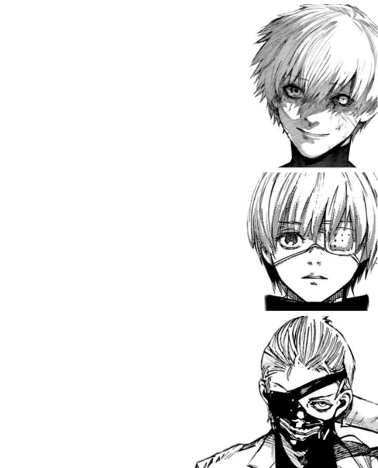 Who your favorite character from Tokyo Ghoul?