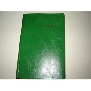 Bible in Dutch / Dutch Bible / Bijbel Netherlands Holland / Vinyl PVC cover