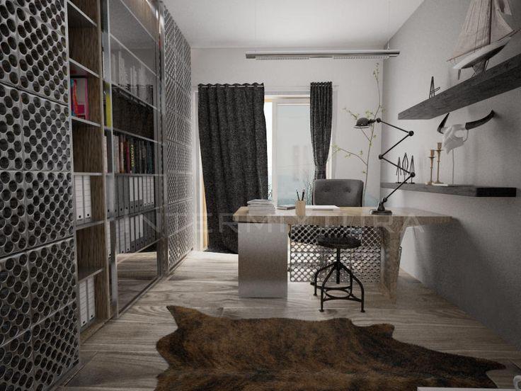 Dom jednorodzinny w Ustce. Projekt w trakcie realizacji. Pozostałe wizualizacje na stronie internetowej.