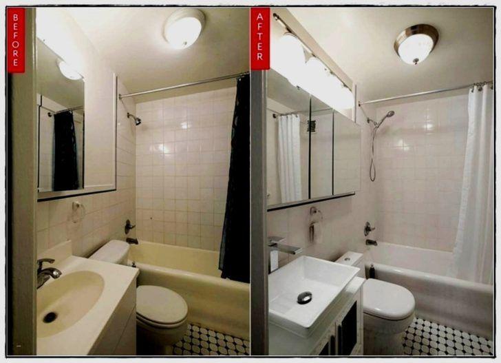 5 Kleines Bad Renovieren Vorher Nachher Wohndesign Eintagamsee