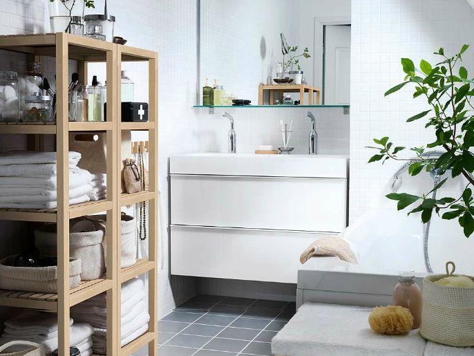 Ikea, molger bathroom shelves! Love home Pinterest Ikea, Estantes Del ...