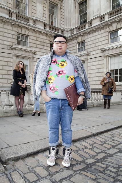 London Fashion Week... by Aston Leach: London Fashion Week, Photo