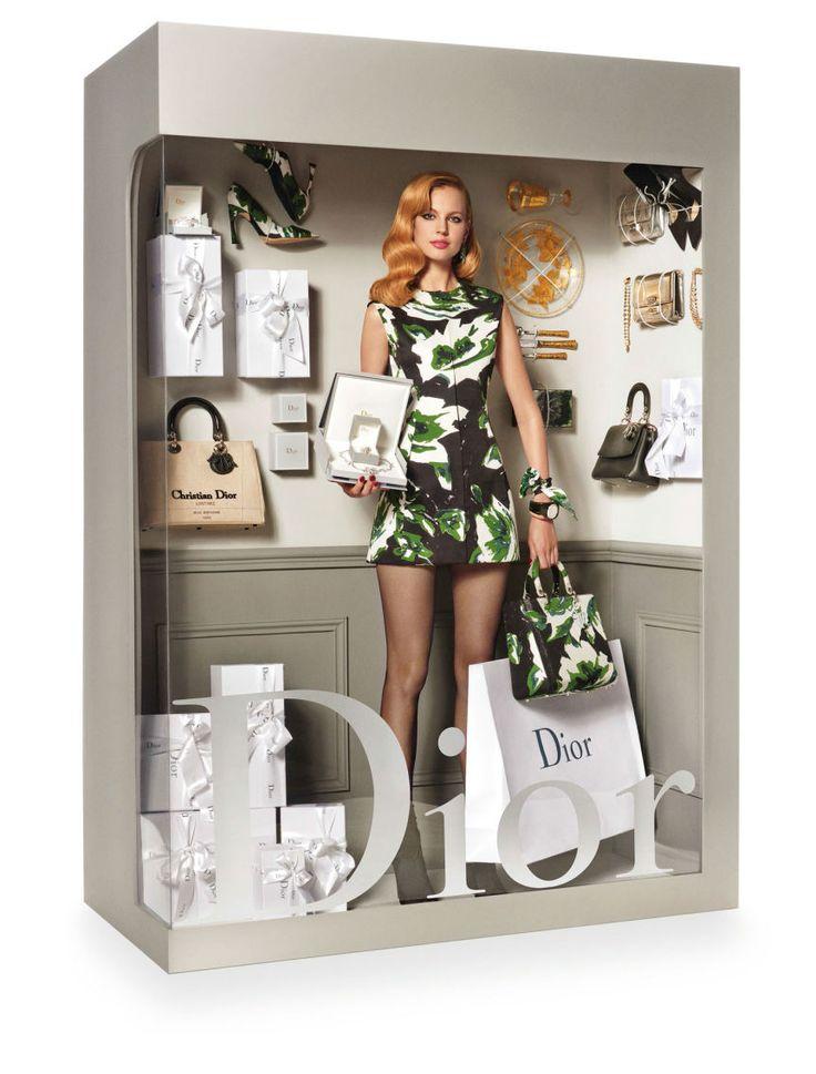 Cadeaux Editorial in Vogue Paris