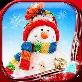 Χιονάνθρωπος Ταπετσαρία