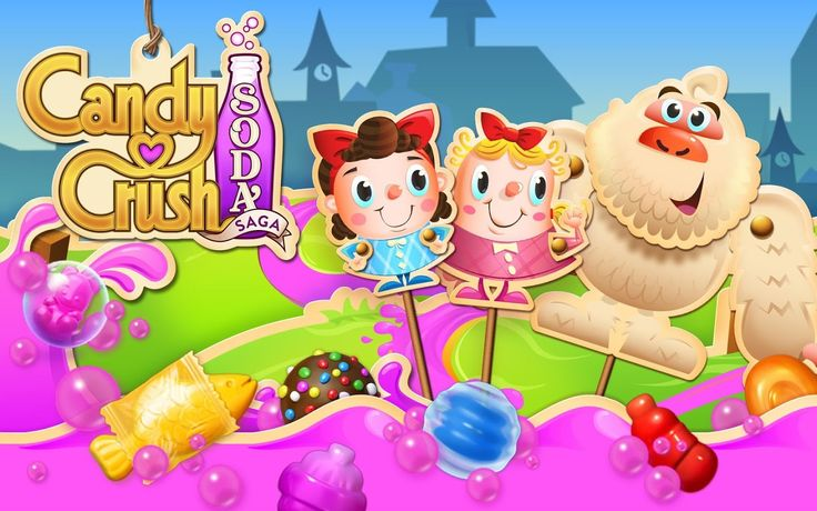 This post has already been read 0 times!Download Candy Crush Soda Saga APK [Updated] Description Download Candy Crush Soda Saga for free now. It's Sodalicious! Candy Crush Soda Saga is a brand new game from the makers of the legendary Candy Crush Saga. New candies, more divine combinations and challenging game modes brimming with purple…
