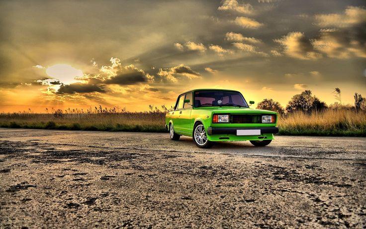 100%™ Lada Riva 2105