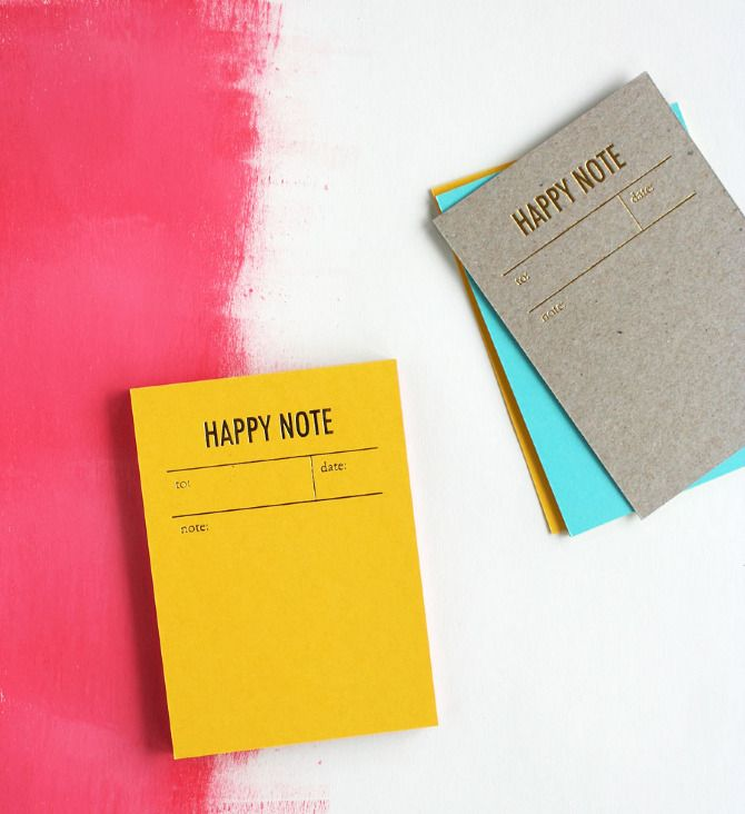 Les Happy notes ca change: Baby Products, Note Pads, Gold Foil, Tokketok Portfolio, Funny Commercial, Baby Toys, Paper Cards, Happy Notepad, Kids Toys