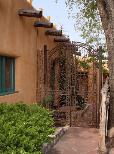 Santa Fe, New Mexico. Love every bit of Santa, Fe
