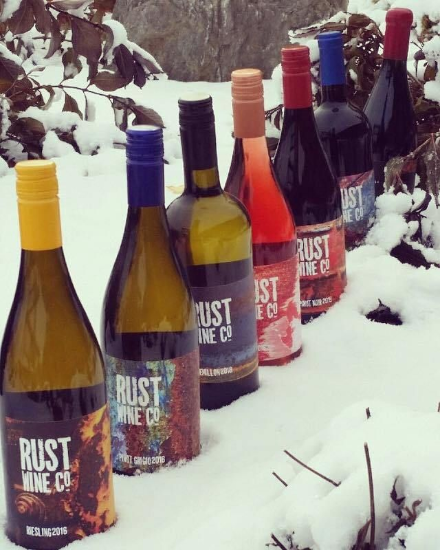 Rust Wine Company inspired by Rejuvenation
