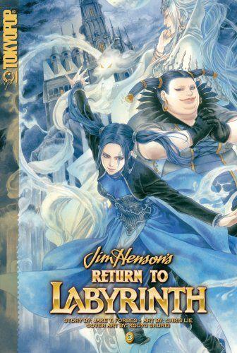 Return to Labyrinth Volume 3 (v. 3) by Jake T. Forbes http://www.amazon.com/dp/1598167278/ref=cm_sw_r_pi_dp_0XGnub1AHFNMQ