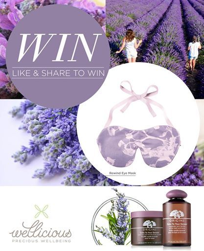 WIN! As we light the second candle for Christmas, we are happy to offer our relaxation package! As the Christmas preparation begins, relax and unwind with our brand NEW Silk Lavender eyemask and Origins Lavender body oil. Feel great this festive season!  To be in with a chance to win, simply like and share this post, we will pick the winner on Friday 12th December! #Christmas #Competition #Candle