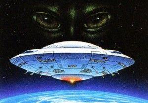 Disso Voce Sabia?: Black Knight, um satélite extraterrestre ?