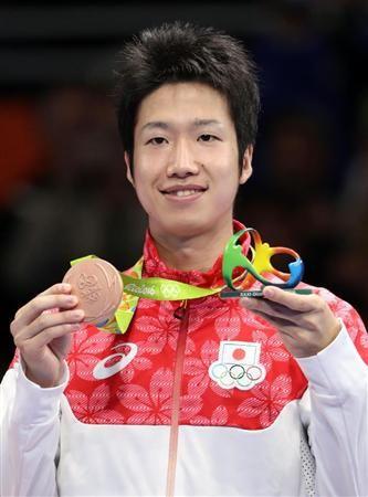 【個人初メダル一問一答】水谷隼「表彰台は富士山より高かった」/卓球(1)