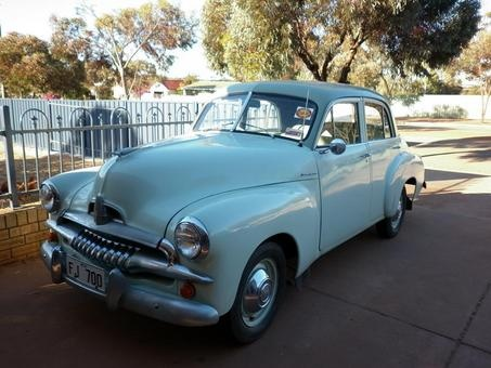 1953 HOLDEN STANDARD FJ  $15000*  Quite respectable but in WA..... I wish :/