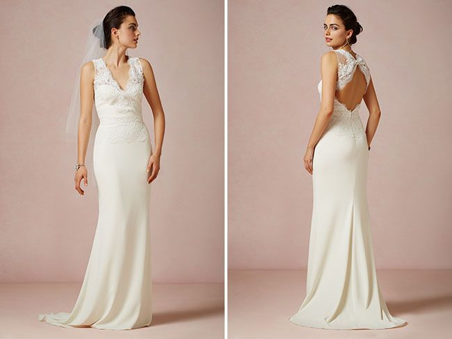 Trendy BHLDN New Collection New LA Store GWS Giveaway Used Wedding DressesGown