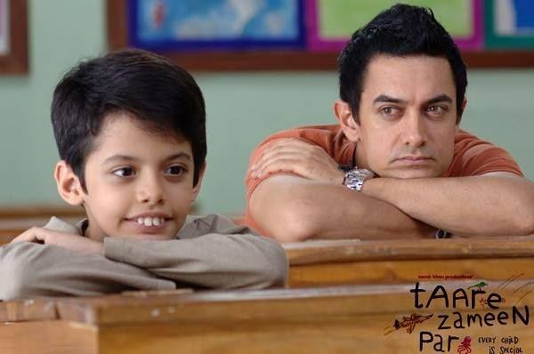 Her Çocuk Özeldir (Taare Zameen Par - 2007) Hint filmi, Aamir Khan