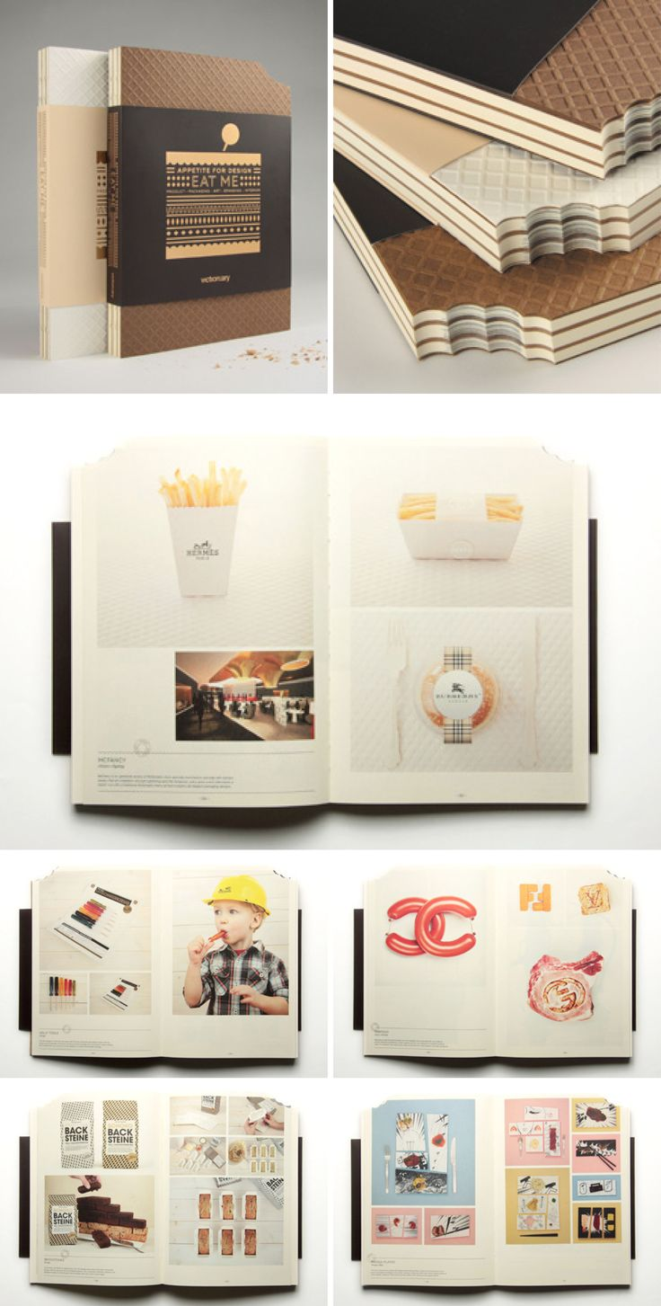 Eat Me : Appetite for Design by Victionary