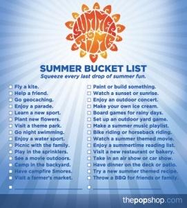 summer bucket list: Summer Bucket Lists, Stuff, Lists Ideas, Lists Summerbucketlist, Lists Summer Buckets Lists, Things, Kids, Summer Fun, Summertime