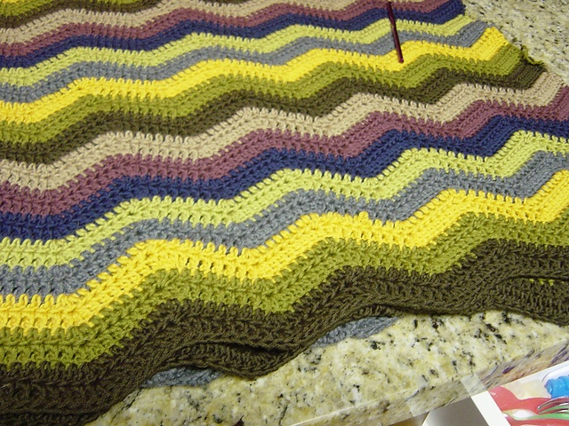 38 best images about Ripple afghan patterns on Pinterest ...