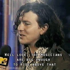 I love this drunken sarcastic interview!
