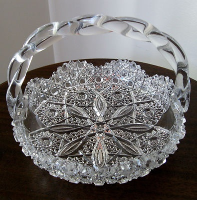 17 Best images about Antique Cut / Etched / Crystal Glass ...