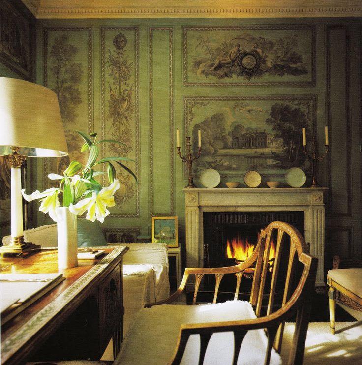 About english cottage interior style on pinterest english english