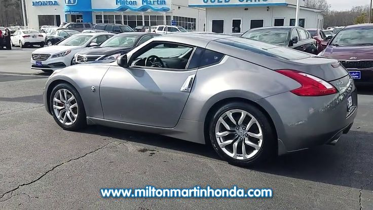 The 25 best 2013 nissan 370z ideas on pinterest used for Milton martin honda used cars
