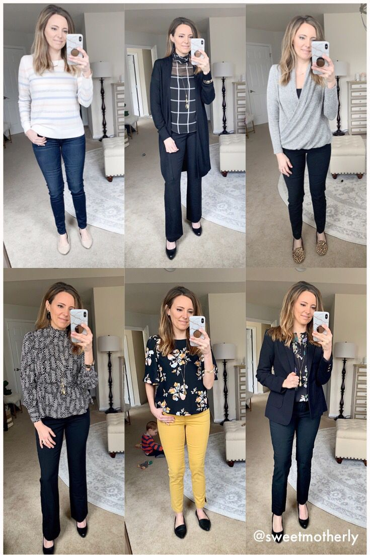 8 affordable work outfits for winter