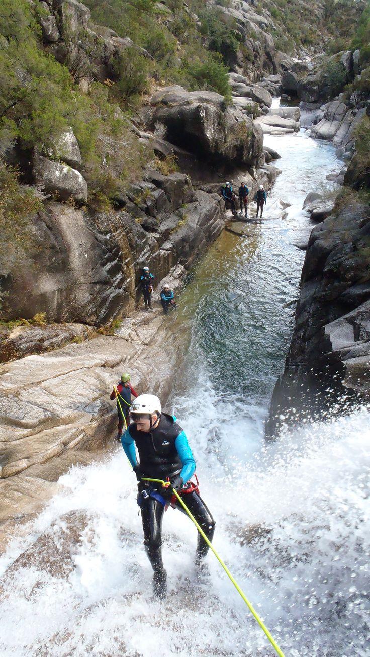 canyoning Gerês