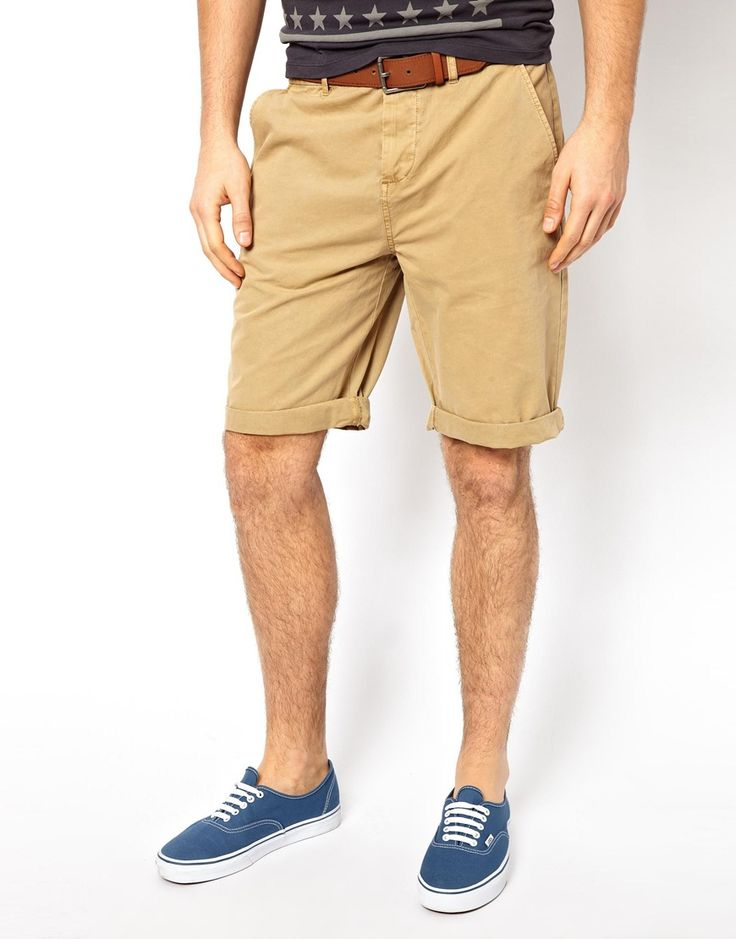 Shorts are a great summer clothes staple and the accurate pair can take you from beach to bar, or dress down day at the office to after work drinks. With a variety of new pairs of mens shorts to choose from, buyers will be able to pick a style for any occasion.