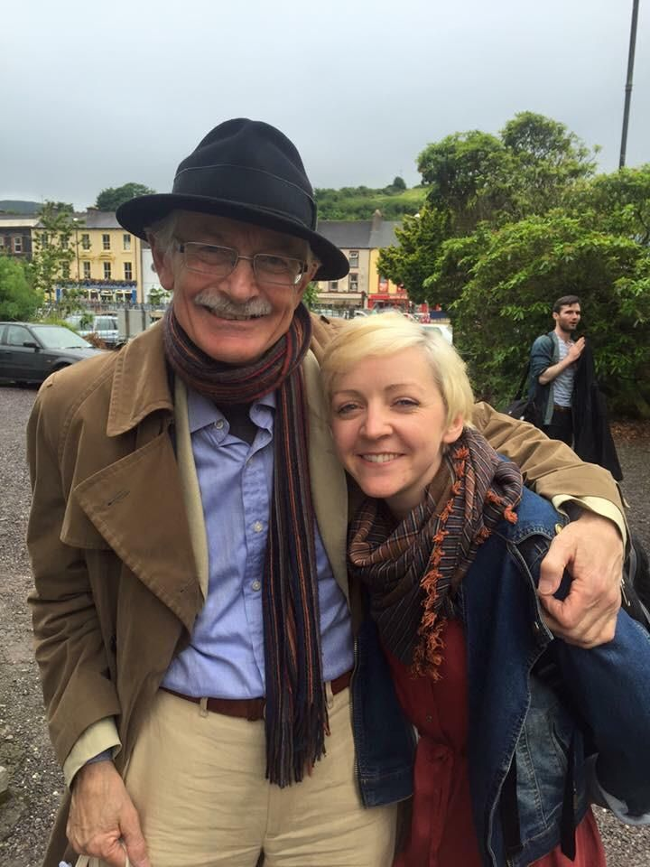 Fiona Kelly tweeted: Amazing few days @Westcorkmusic happy 20th anniversary and thank you legend Francis Humphrys!