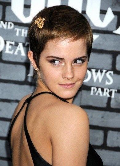 short pixie haircut: Easy Hairstyles, Emma Watson, Shorts Haircuts, Hair Style, Boys Cut, Shorts Pixie Haircuts, Summer Hairstyles, Shorts Hairstyles, Pixie Cut