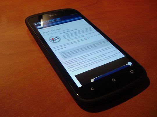 HTC One S – Primeiras Impressões