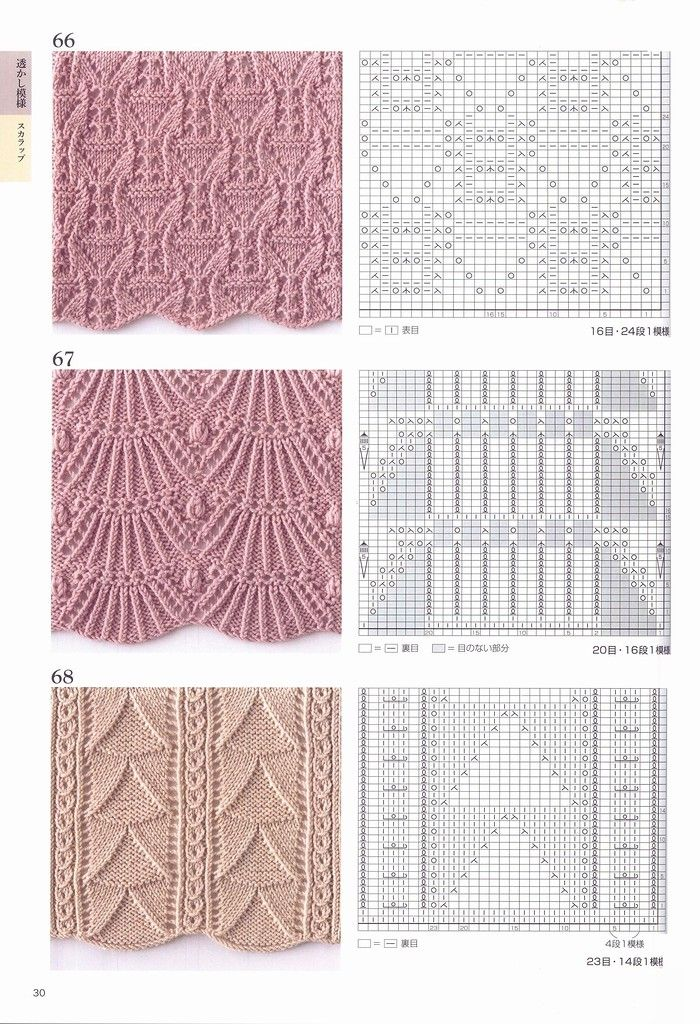 Cable knit pattern Knitting Pattern Book 260 by Hitomi Shida» | TVORYU - Дневник TVORYU |
