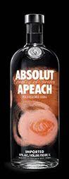 Peach on the Beach Absolut Apeach
