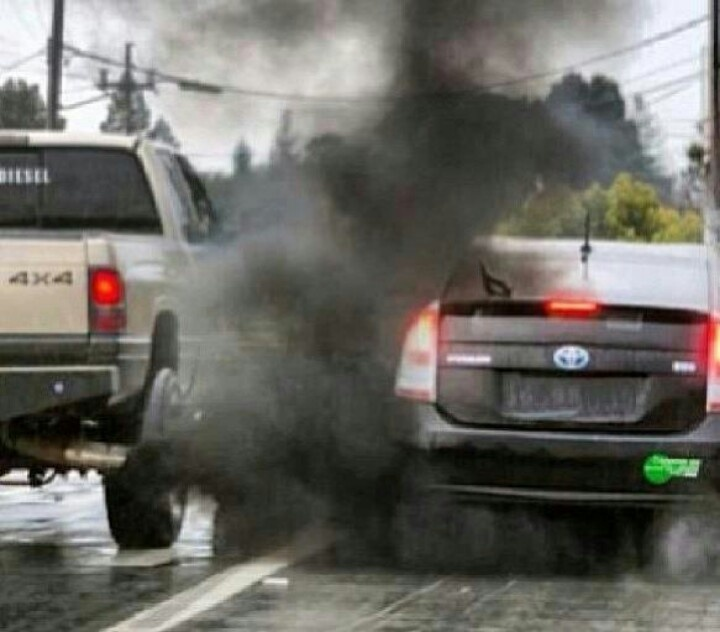 Jacked Up Toyota Trucks >> Prius repellent | Guy Stuff | Pinterest