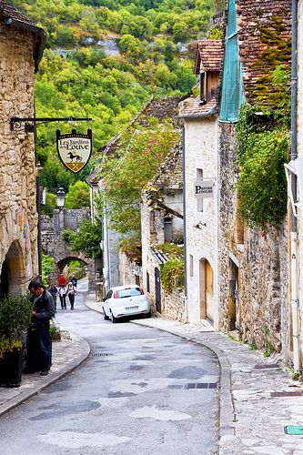 Rocamadour,France One of my best friends gave me a lovely gift from this beautiful town!! Love it