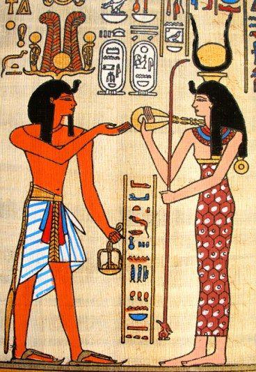 Diseño de moda en el Antiguo Egipto  - Diseño de moda en Egipto - Historia de la moda de diseño - Ya en aquella época los nobles egipcios utilizaban distintos tipos de tela y patronaje para distinguir su posición social a través de su ropa y existían sastres y modistos...